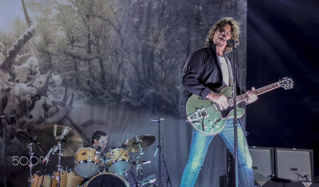 Chris Cornell, Soundgarden, fot. Wikipedia na licencji CC