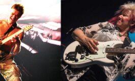 Jennifer Batten nauczyła grać Eddiego Van Halena jego własną solówkę