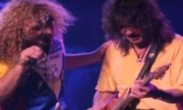 Sammy Hagar pojednał się z Edwardem Van Halenem przed jego śmiercią