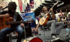 Najszybszy uliczny duet gitarowy?