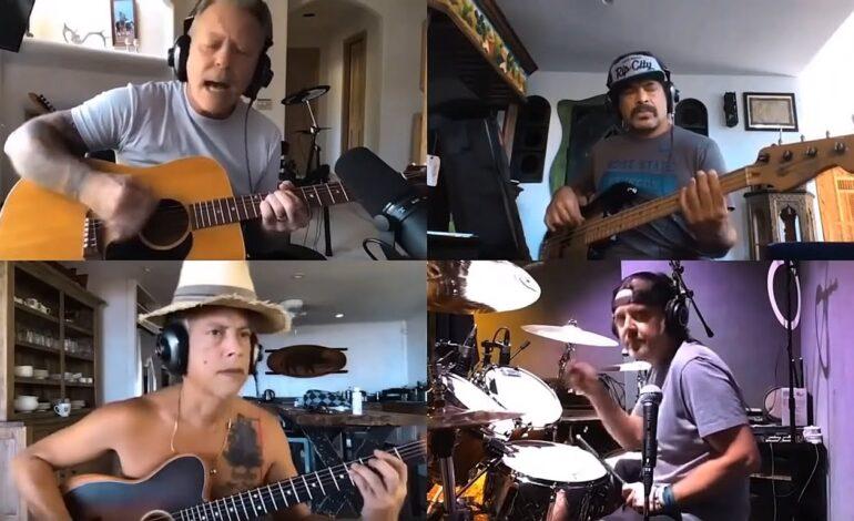 """Metallica oddała hołd Alice in Chains wykonując utwór """"Would?"""""""