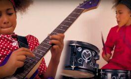 W 2020 roku gitarowa sensacja nazywa się Nandi Bushell