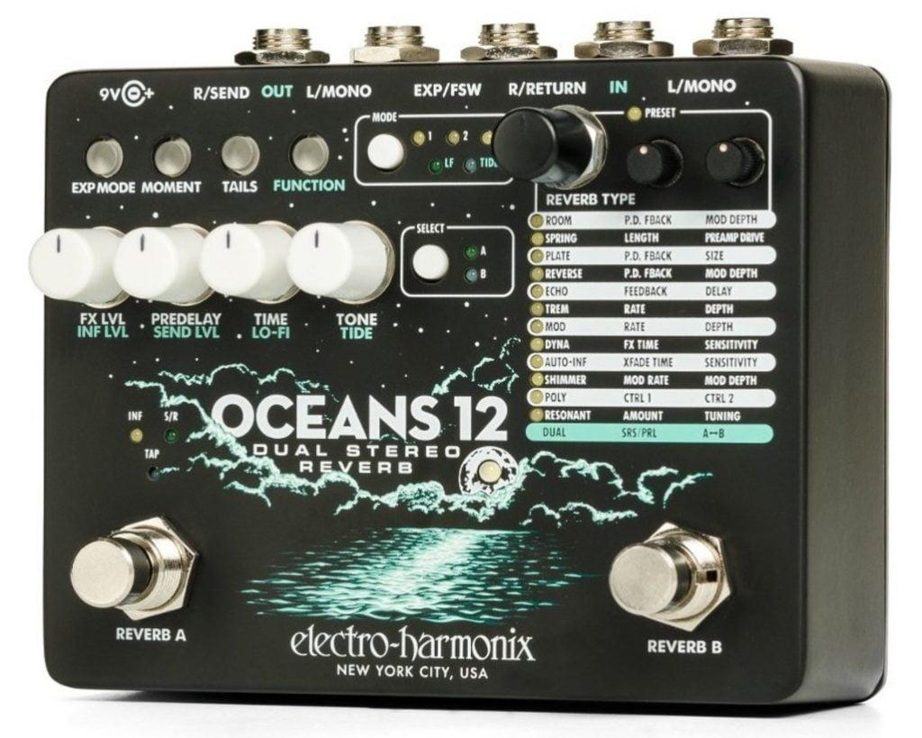 Electro-Harmonix Oceans 12