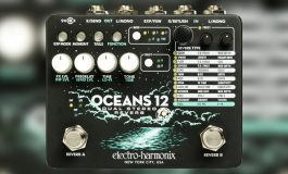 Electro-Harmonix Oceans 12 Dual Stereo Reverb
