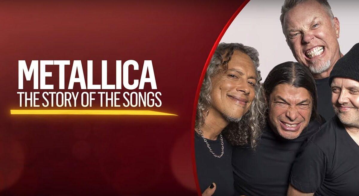 "Metallica ""The Story Of The Songs"" – nowy film dokumentalny"