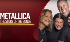 "Metallica ""The Story Of The Songs"" - nowy film dokumentalny"