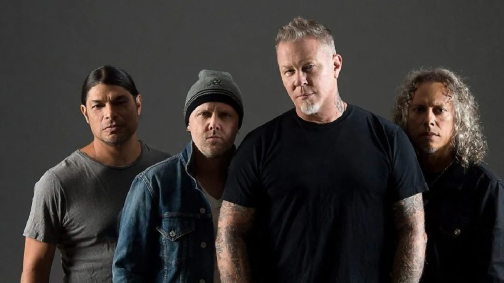 Metallica, fot. mat. prom. zespołu