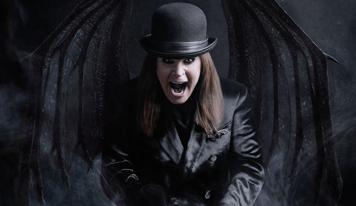 Ozzy Osbourne jest w połowie nagrań nowego albumu!
