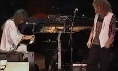 Sammy Hagar przypomina talent Eddiego Van Halena jako klawiszowca