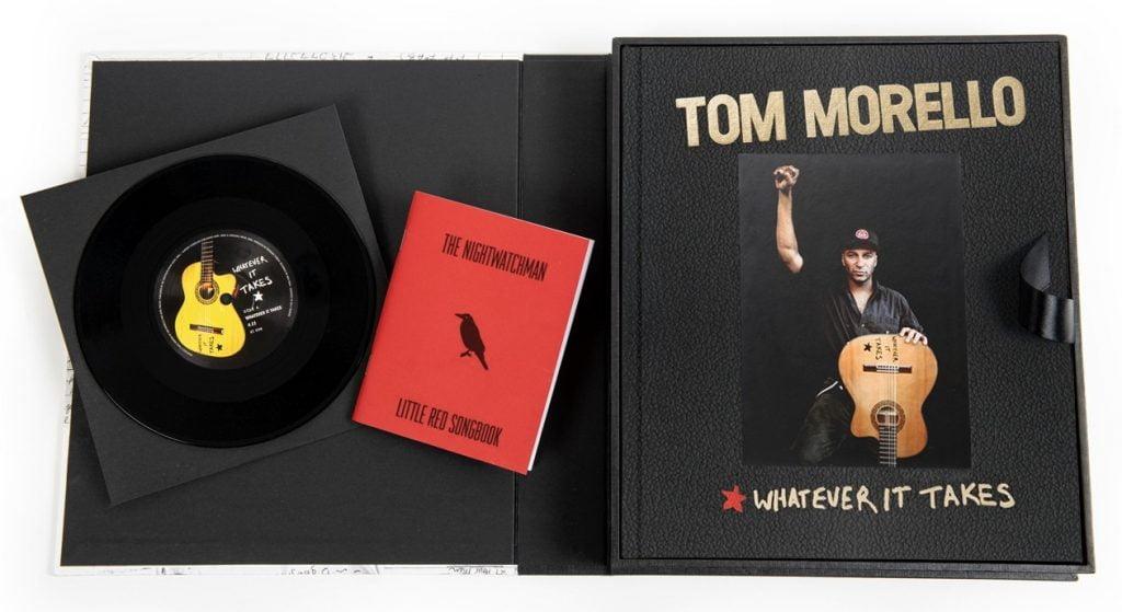 """Tom Morello """"Whatevet it Takes"""""""
