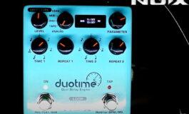 NUX Duotime – prezentacja wideo