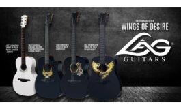 LÂG Guitars – limitowane gitary Wings