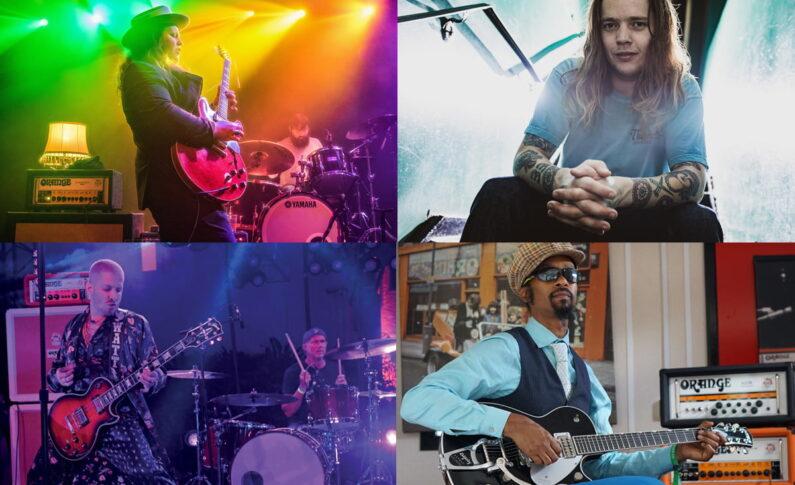 Artyści związani z Orange Amplification nominowani do Grammy