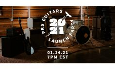 PRS Guitars i wirtualne Launch Party