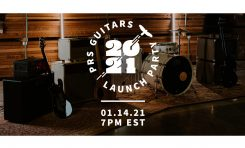 PRS Guitars i wirtualne Launch Party