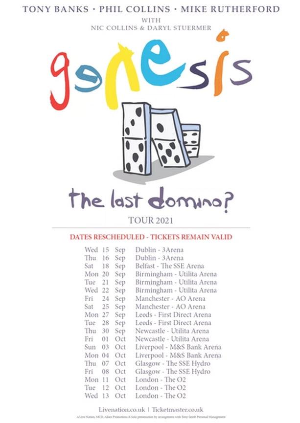 Genesis The Last Domino