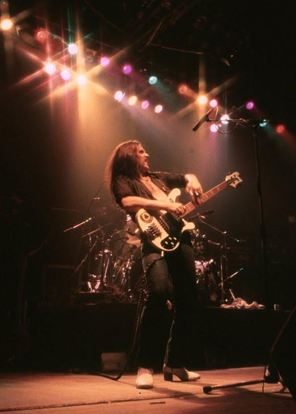 Lemmy Kilmister, fot. BMG