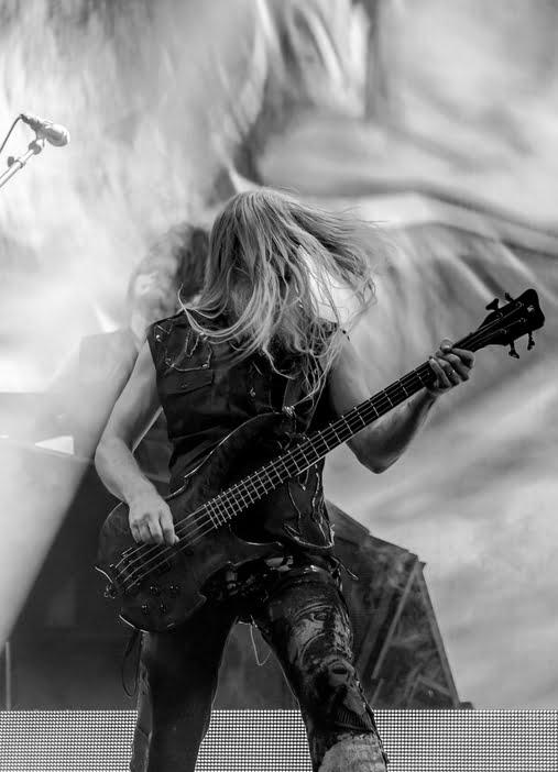 Marko Hietala, fot. Sami Grunge, Facebook