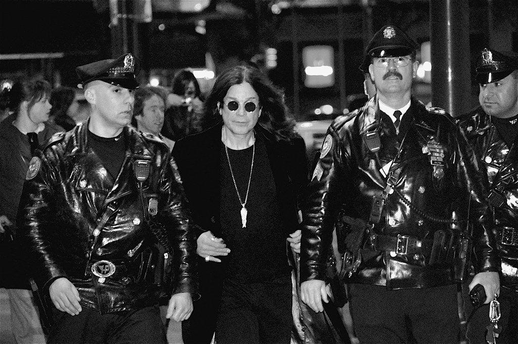 Ozzy Osbourne, fot. Kevin Burkett na licencji CC BY-SA 2.0