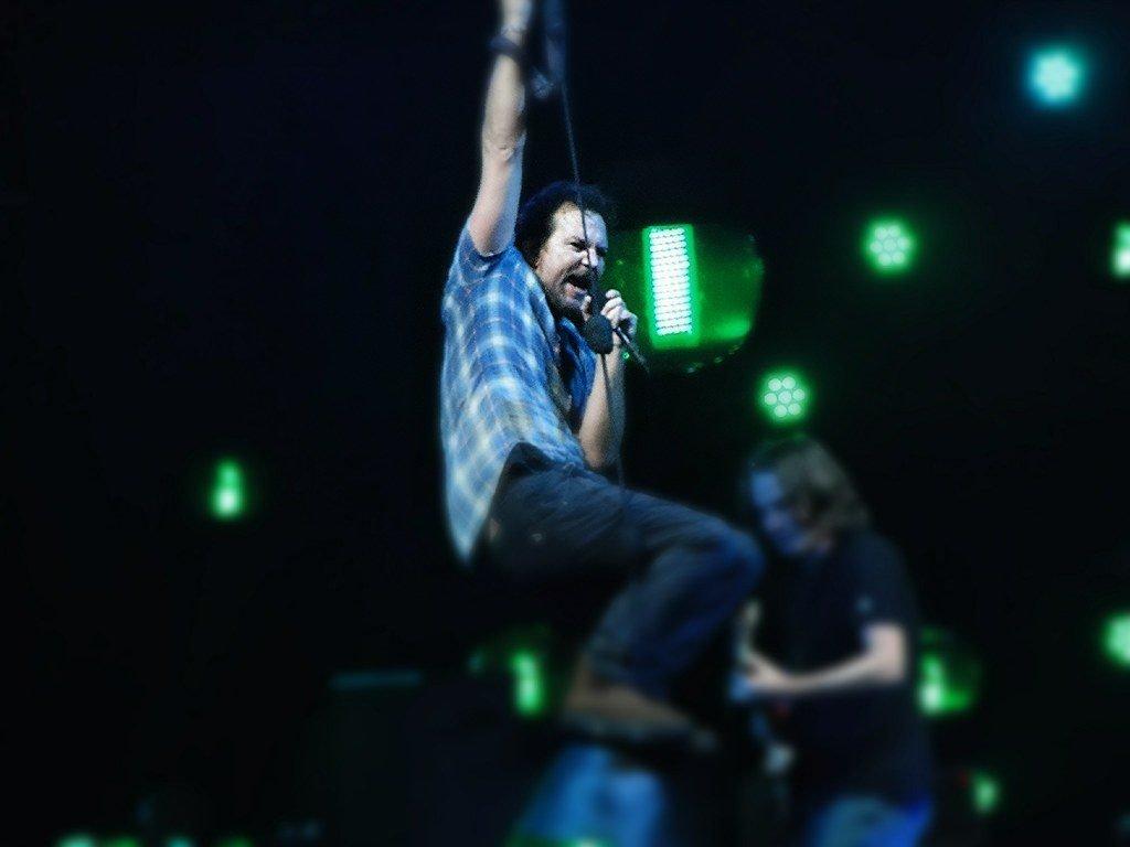 Pearl Jam, fot. Jonathan Bayer na licencji CC BY-NC-SA 2.0