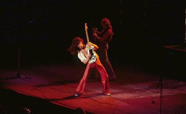 11 najlepszych momentów Eddiego Van Halena