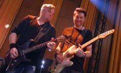 Bartek Jończyk o gitarach Yamaha Pacifica i swoim muzycznym życiu - wywiad