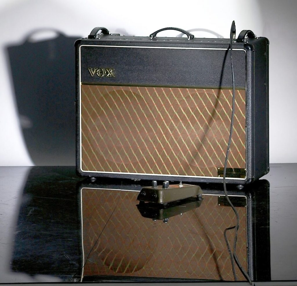 Vox AC30HW limited edition