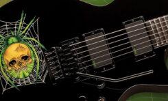 ESP Guitars – jubileuszowe gitary Kirka Hammetta KH-3 Spider