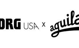 Aguilar kupiony przez Korg USA