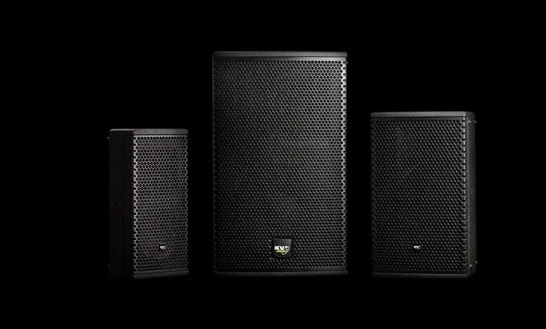 KV2 Audio przedstawia serię zestawów głośnikowych CS