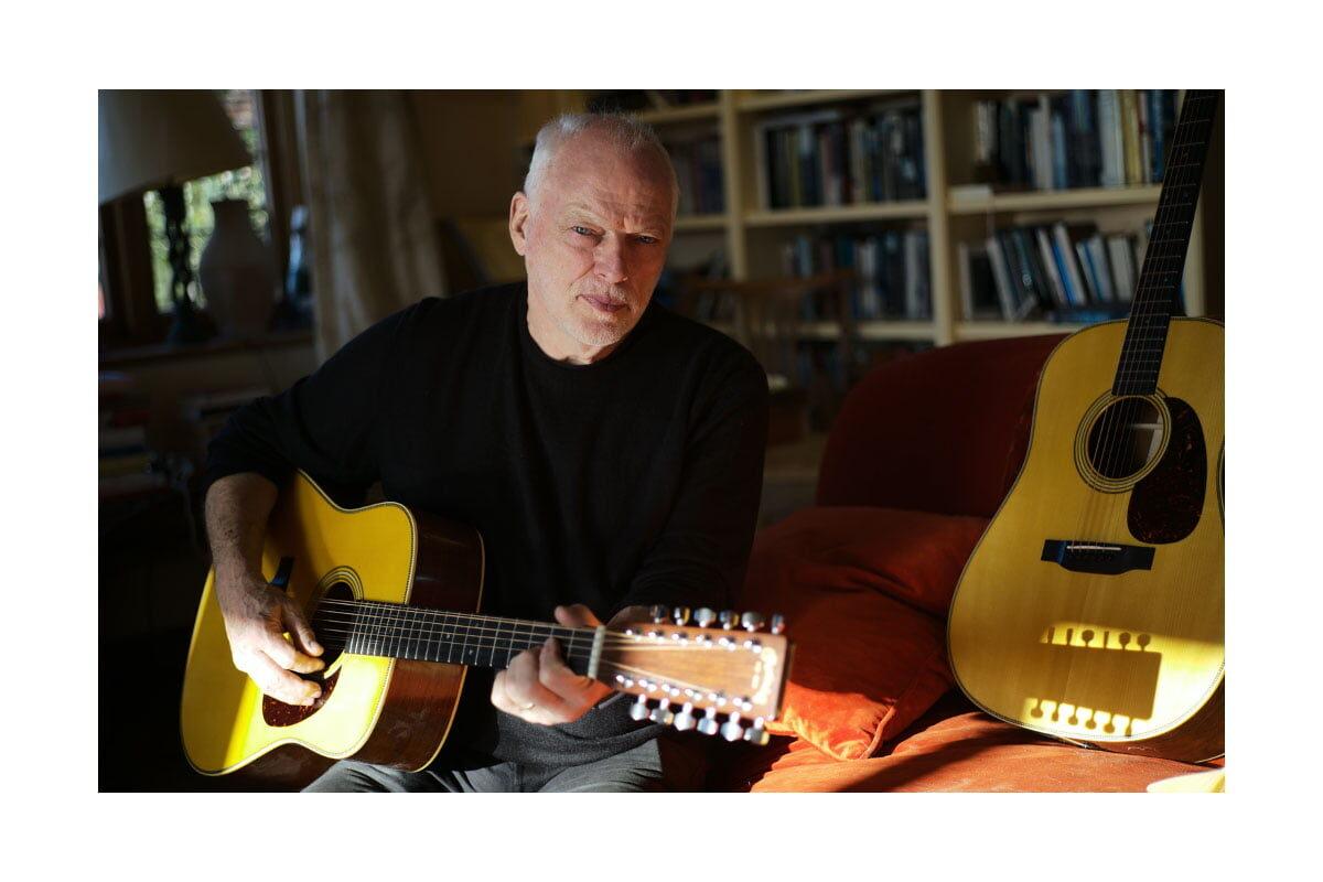 Martin David Gilmour Custom Signature Edition D-35