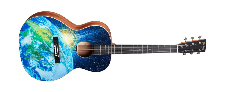 Martin 00L Earth – ekologiczna gitara