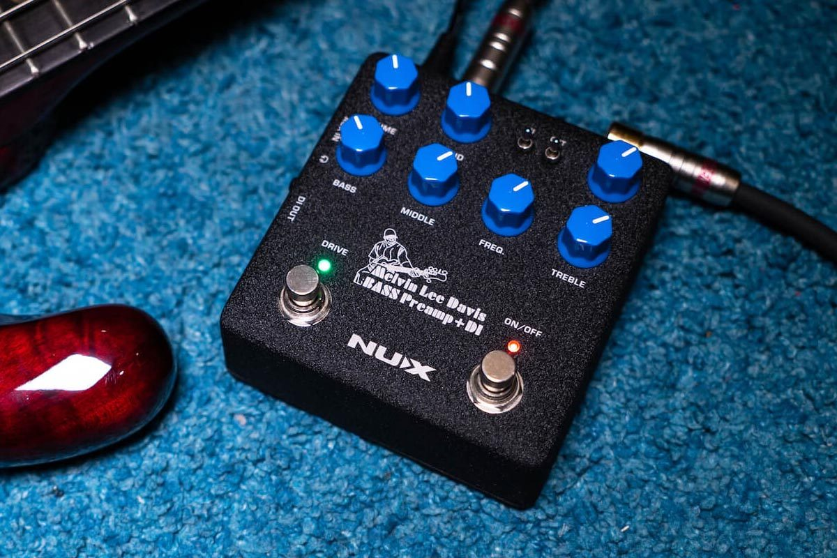 NUX NBP-5 – prezentacja wideo