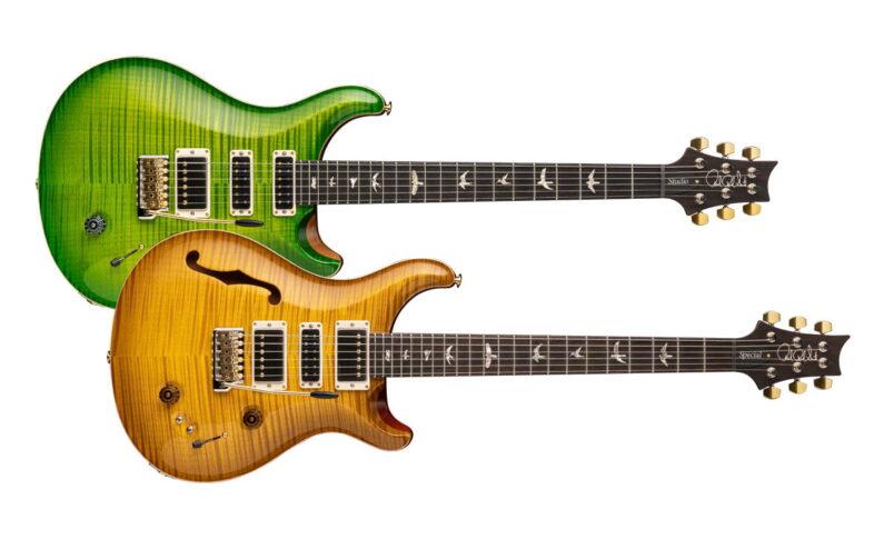PRS Studio i Special Semi-Hollow – nowe gitary