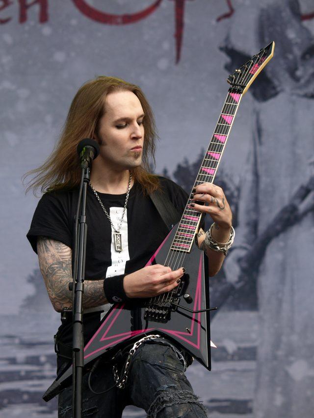 Alexi Laiho, Children of Bodom, fot. Wikipedia na licencji CC
