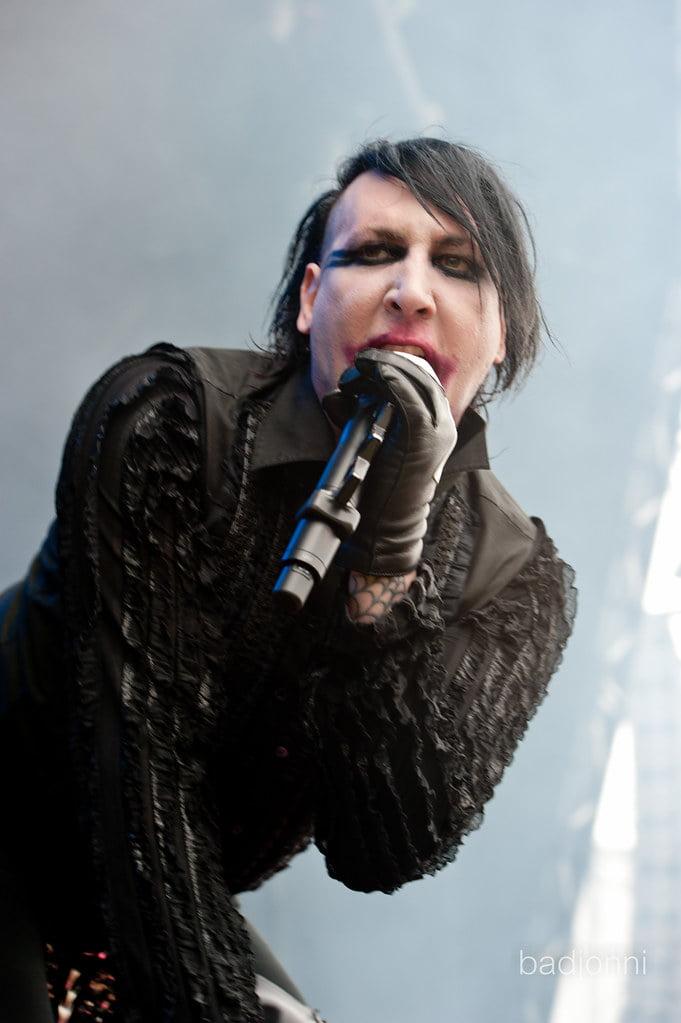 Marylin Manson, foto badjonni na licencji CC BY-NC-SA 2.0