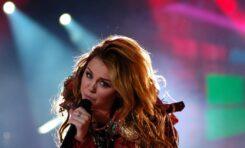 Miley Cyrus podąża rockową ścieżką przerabiając Nine Inch Nails