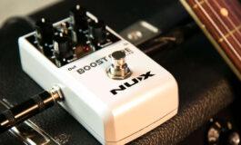 NUX Boost Core Deluxe – prezentacja wideo