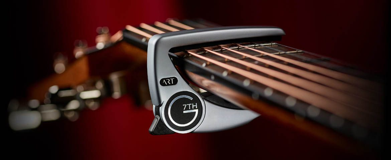Kapodastry G7th w Lauda Audio