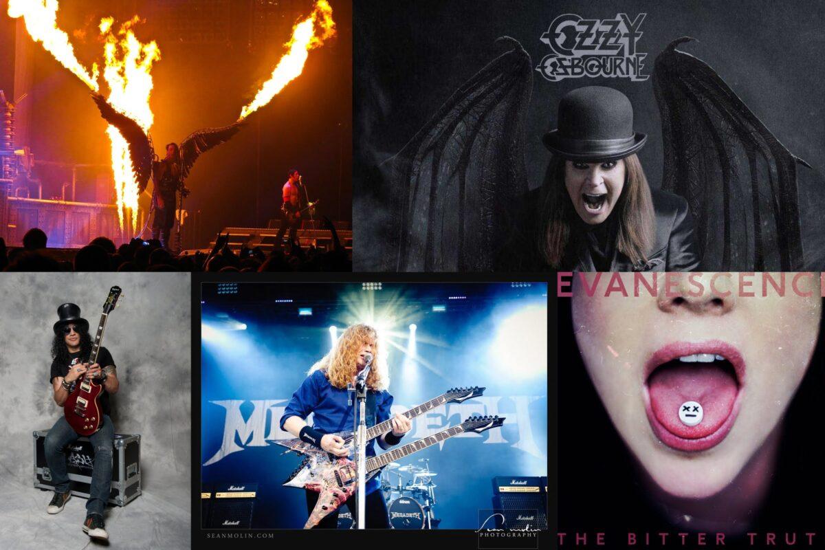 Rok 2021 – najbardziej wyczekiwane płyty rock/metal