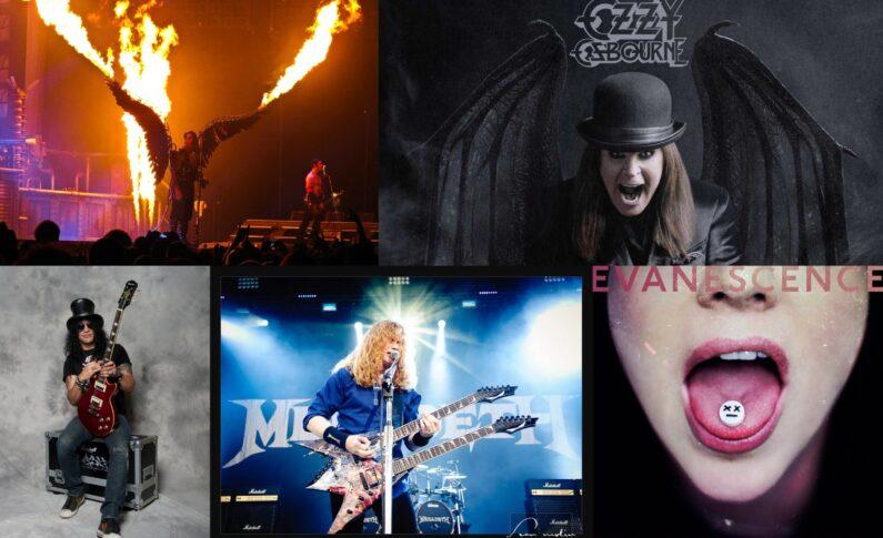 Rok 2021 - najbardziej wyczekiwane płyty rock/metal
