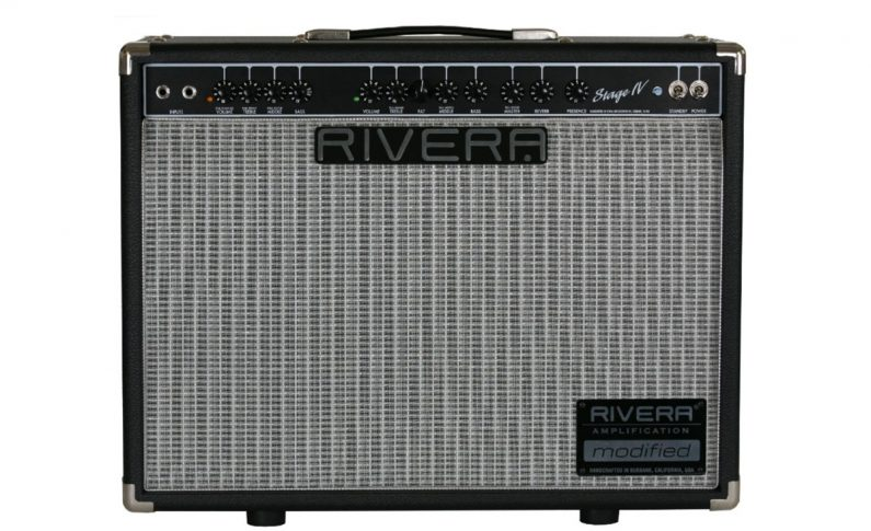 Rivera Stage IV – nowy wzmacniacz gitarowy