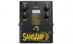 SansAmp Classic ponownie w ofercie Tech 21