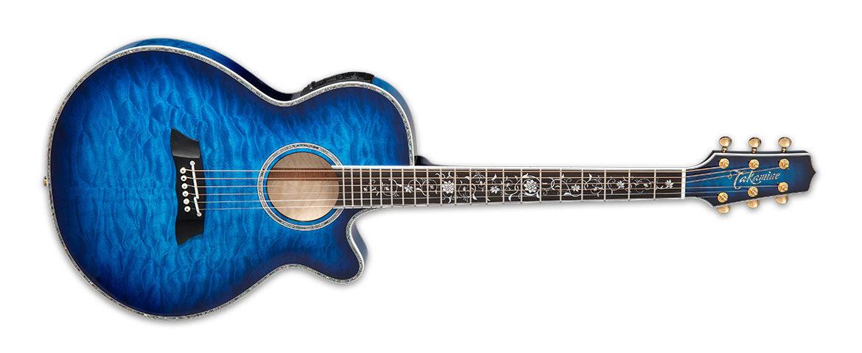 Takamine TSP100 DBS – nowa gitara z serii Thinline (wideo)
