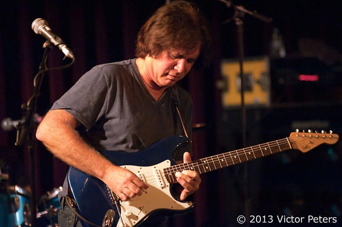 Gitarzysta Supertramp, Carl Verheyen nagrał kolejny solowy album