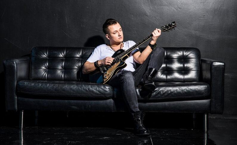 Paweł Tur o górach, muzyce i gitarach Duesenberg - wywiad