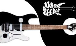 Jason Becker zaprojektował nową gitarę!