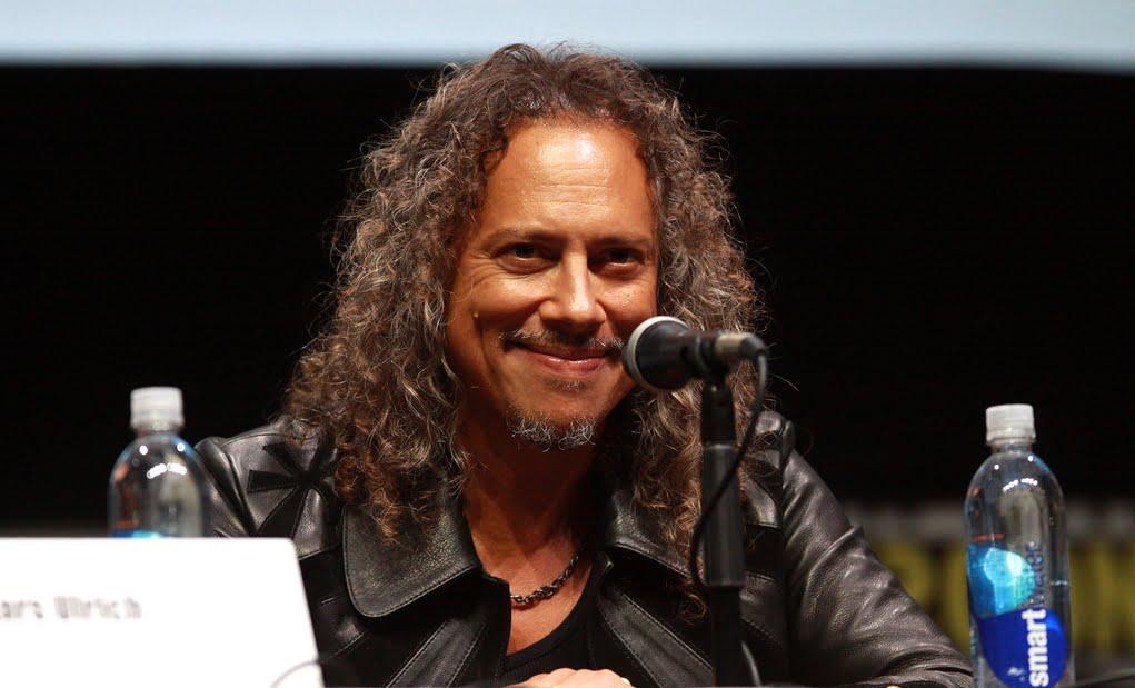 Kirk Hammett – rozmowa o kondycji współczesnej gitary