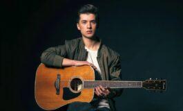 Marin Patrzałek opowiada o inspiracjach, perkusyjnym stylu i brzmieniu gitary