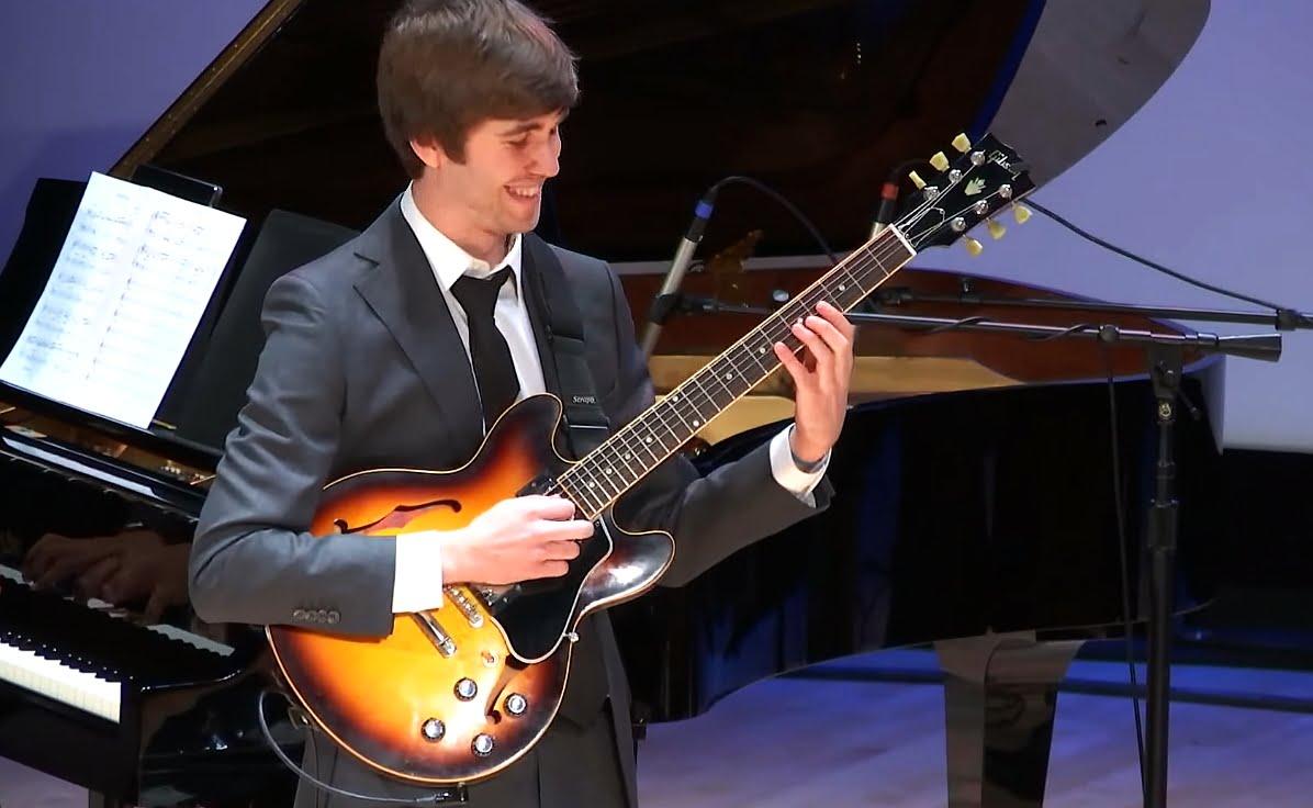 """Max Light – """"początek kolejnego rozdziału w historii gitary jazzowej"""""""